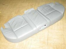 BMW E38 Rear Seat Base Leather Cover Upholstery 8176681