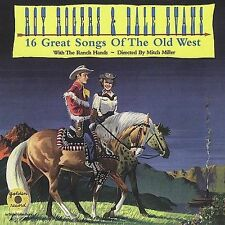 Lot #89  Evans, Dale 16 Great Songs of the Old West New CD