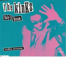 KINKS - ONLY A DREAM - CD SINGLE 3 TRACKS 1993 EXCELLENT CONDITION
