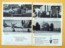 D310 - Advertising Pubblicità - 1959 - CANDELE CHAMPION PREFERITE NEL MONDO