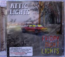 Attic Lights - Friday Night Lights (CD 2008)