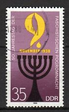Germany / DDR - 1988 50 years Kristallnacht - Mi. 3208 FU