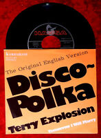 Single Terry Explosion: Disco Polka (Hansa 16 771 AT) D