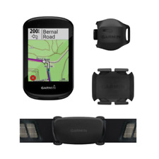 Garmin Edge 830 GPS Bundle Flame - Negro
