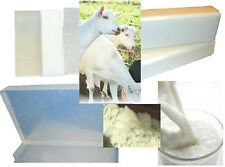 5 Kg Goats Milk Melt and Pour Soap Base MP eBook Make 50-100 Bars