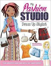 Dress Up Stylist (My Fashion Studio),Lambert, Natalie,New Book mon0000121473