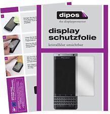 2x Blackberry DTEK40 Schutzfolie klar Displayschutzfolie Folie dipos
