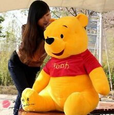 "100cm Great Gift CUTE SOFT GIANT 40"" Winnie The Pooh HUGE SOFT STUFFED DOLL TOY"