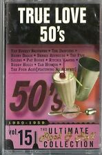 Ultimate Rock & Roll Collection: True Love 50's (Cassette 1996) NEW SEALED!