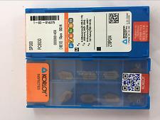 10×   SP300 PC9030 Grooving Cut-Off Carbide Inserts 3mm Width ZQMX3N