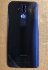 For Huawei Mate 20 Lite Battery Rear Door Glass Back Cover Original Blue
