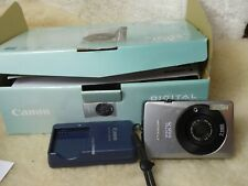 Canon Digital IXUS 75 Camera 7.1mPixel Digital Camera + battery +charger