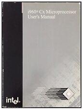Intel i960 Ca/Cf Microprocessor User's Manual Data Book 1994