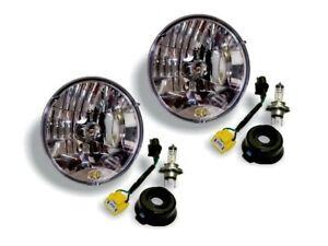 KC Hilites H4 Headlight Conversion Kit 55W-60W for 07-18 Jeep Wrangler JK 42302