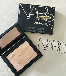 NARS Man Ray Over Exposed Glow Highlighter Palette Double Take Ltd Edition