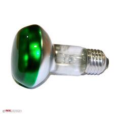 1 x Osram Réflecteur AMPOULE R63 40W vert E27 AMPOULE Concentra Spot couleur