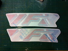Adesivi Honda VFR RC36 750 modello rosso - adesivi/adhesives/stickers/decal