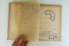 1955 Bruno MUNARI Ico PARISI Biblioteca del Parco Futurismo Gio Ponti Mollino