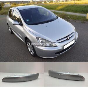 Peugeot 307 2001-2005 STOßLEISTE VORNE PROFESSIONELL LACKIERT IN WUNSCHFARBE NEU