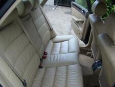 AUDI A6 RIGHT HAND REAR SEAT BELT, TAN, C5, SEDAN, 01/02-10/04
