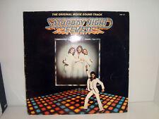 33T Film SATURDAY NIGHT FEVER Vinyle LP 12 Disco BEE GEES TRAVOLTA