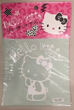 Sanrio Hello Kitty Car Window Decal Sticker Car Deco Sticker