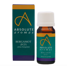 Absolute Aromas Bergamot (FCF) Essential Oil
