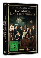 DAS ADLON. EINE FAMILIENSAGA  (JOSEFINE PREUß/HEINO FERCH/+)  3 DVD NEU