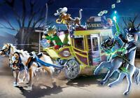 PLAYMOBIL #70364 Scooby-Doo Adventure in the Wild West NEW!