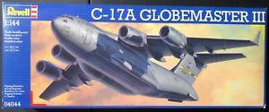 Revell C-17A Globemaster III 1/144 NIB Model Kit 'Sullys Hobbies'