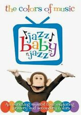 Jazz Baby Jazz - The Colors of Music (DVD, 2005) NEW