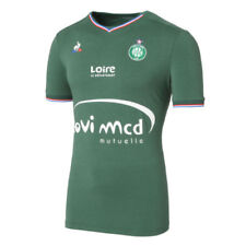 Maillot de football de clubs français vert taille L