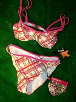 Protest Wired B/C/D cup Bikini New with tags  UK 8/10/12/14/16  Was £34.99