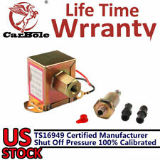 12V Universal Fuel Pump Electric InlineLow Pressure Gas Diesel most lawn mowers