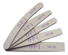 OPI Professional Acrylic Nail Files x5 ~ 100/180