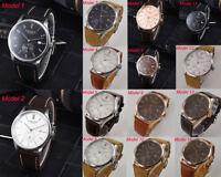Classic PARNIS 42mm Herrenuhr men's watch datum ST Automatische movement