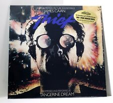 TANGERINE DREAM Thief OST 180-gram VINYL LP Audio Fidelity Numbered Soundtrack