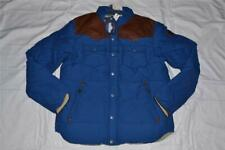 AUTHENTIC PENFIELD MENS STAPLETON SIZE 2XL XXL BLUE WATER RESISTANT DOWN JACKET