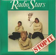 Radio Stars - Stop It original 1977 vinyl EP