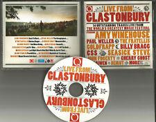 LIVE TRX CD SEASICK STEVE Duke Special AMP FIDLER Paul Weller AMY WINEHOUSE css