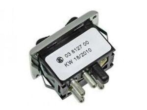MERCEDES R107 W108 W111 W114 W115 OEM WINDOW SWITCH SINGLE 4 PIN CONNECTORS NEW