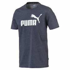 PUMA Men's Essentials+ Heather Tee