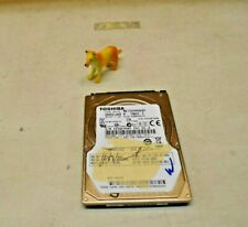 "MacBook Pro A1278 13"" MD314LL Toshiba 750GB SATA 2.5"" HDD MK7559GSXF FREE SHIP"
