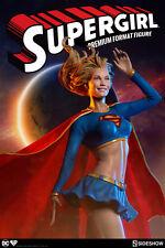 Supergirl Premium Format Figure statue pff Sideshow