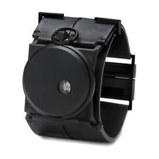 FOB Paris Classic Leather Black Cuff Watch  Rehab 40 Matt Black