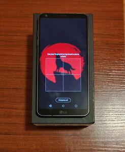 LG G6 H870DS - 4GB RAM/64GB - Dual Sim (GSM Unlocked) Smartphone.