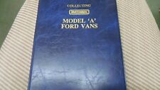 """MATCHBOX COLLECTING MODEL """"A"""" FORD VANS"""