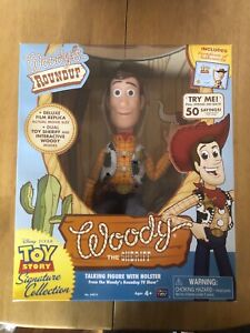 disney toy story collection woody doll brand new