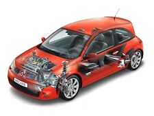 Renault Sport workshop manuals - Megane ii incl 175/225/230/R26/R26.R