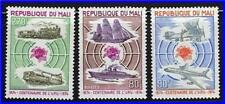 MALI 1974 UPU  MNH TRAINS/LOCOMOTIVES, TRANSPORT, PLANES, AVIATION